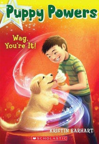 Wag, You're It! (Puppy Powers #2) - Dear Books Online Children's Book Store Philippines