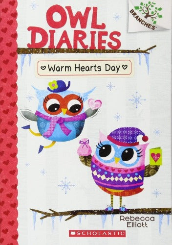 Warm Hearts Day (Owl Diaries #5) - Dear Books Online Children's Book Store Philippines