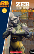 Zeb to the Rescue (Star Wars Rebels)