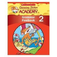 Geronimo Stilton Academy: Grammar Pawbook #2 - Dear Books Online Children's Book Store Philippines