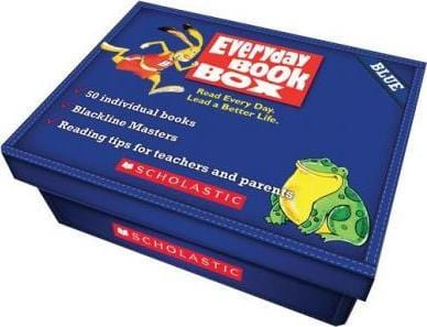 Everyday Book Box: Blue (Grade 2) - Dear Books Online Children's Book Store Philippines