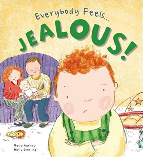 Everybody Feels Jealous - Dear Books Online Children's Book Store Philippines