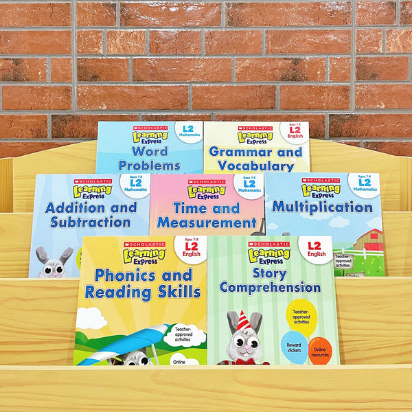Scholastic Learning Express: Level 2 Bundle - Dear Books