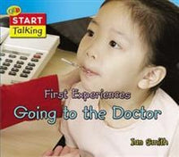 First Experiences: Going to the Doctor - Dear Books