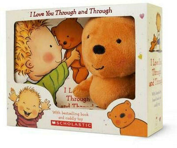 I Love You Through and Through (Book + Plush toy)