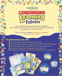 Scholastic Learning Express  Level 2 Bundle  (7 Workbooks) - Dear Books