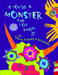 If You're a Monster and You Know It... - Dear Books Online Children's Book Store Philippines