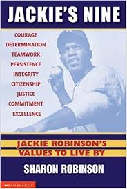 Jackie's Nine: Jackie Robinson's Values to Live By: Becoming Your Best Self - Dear Books Online Children's Book Store