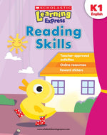 Scholastic Learning Express  Kinder 1 Bundle  (7 Workbooks) - Dear Books
