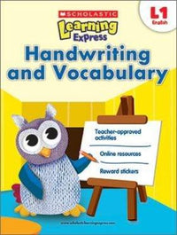 Scholastic Learning Express  Level  1 Bundle  (6 Workbooks) - Dear Books