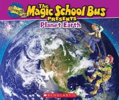 Magic School Bus Presents: Planet Earth - Dear Books Online Children's Book Store Philippines