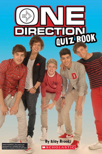 One Direction: Quiz Book - Dear Books