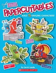 Papercuttables - Dear Books Online Children's Book Store