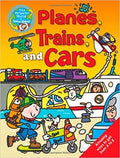 The Wonderful World of Simon Abbott: Planes, Trains and Cars