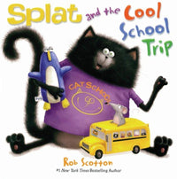 Splat and the Cool School Trip - Dear Books Online Children's Book Store