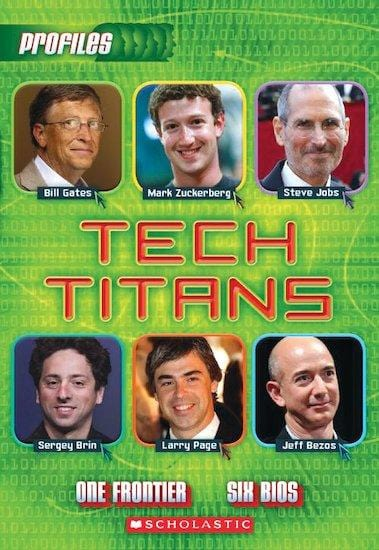 Profiles: Tech Titans - Dear Books