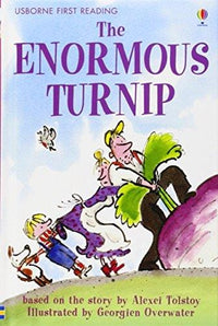 The Enormous Turnip - Dear Books Online Children's Book Store