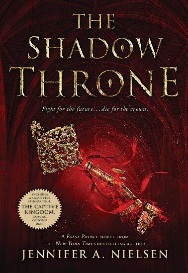 The Shadow Throne (The Ascendance Trilogy #3) - Dear Books Online Children's Book Store Philippines