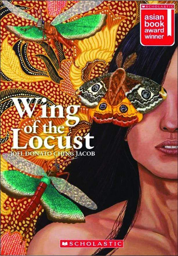 [Pre-order] Wing of the Locust - Dear Books Online Children's Book Store Philippines