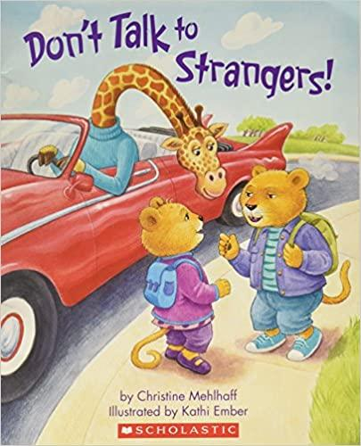 Don't Talk to Strangers - Dear Books Online Children's Book Store