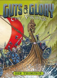 Guts & Glory: The Vikings - Dear Books Online Children's Book Store Philippines