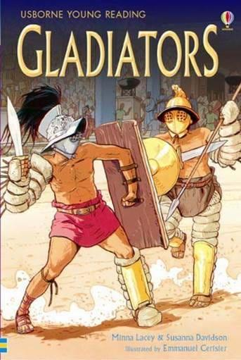 Usborne Young Reading: Gladiators - Dear Books Online Children's Book Store