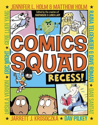 Comics Squad - Dear Books Online Children's Book Store