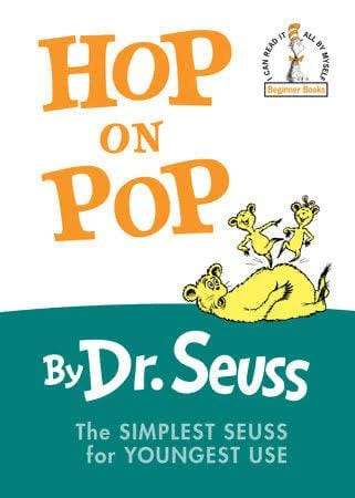 Hop on Pop - Dear Books Online Children's Book Store