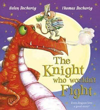 The Knight Who Wouldn't Fight - Dear Books Online Children's Book Store Philippines