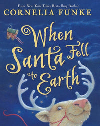 When Santa Fell To Earth - Dear Books Online Children's Book Store Philippines