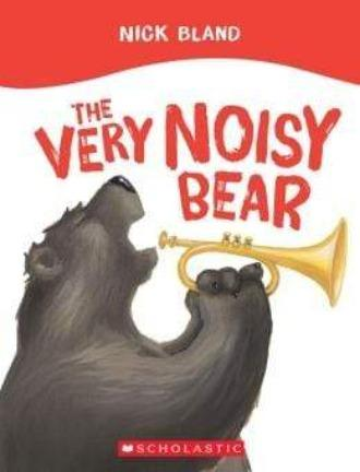 The Very Noisy Bear - Dear Books