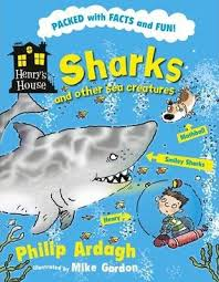 Sharks and Other Sea Creatures - Dear Books Online Children's Book Store