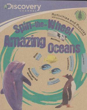 Discovery Channel : Spin the Wheel Amazing Oceans - Dear Books Online Children's Book Store