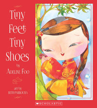 Tiny Feet Tiny Shoes - Dear Books Online Children's Book Store