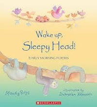 Wake Up, Sleepy Head (With CD) - Dear Books Online Children's Book Store Philippines