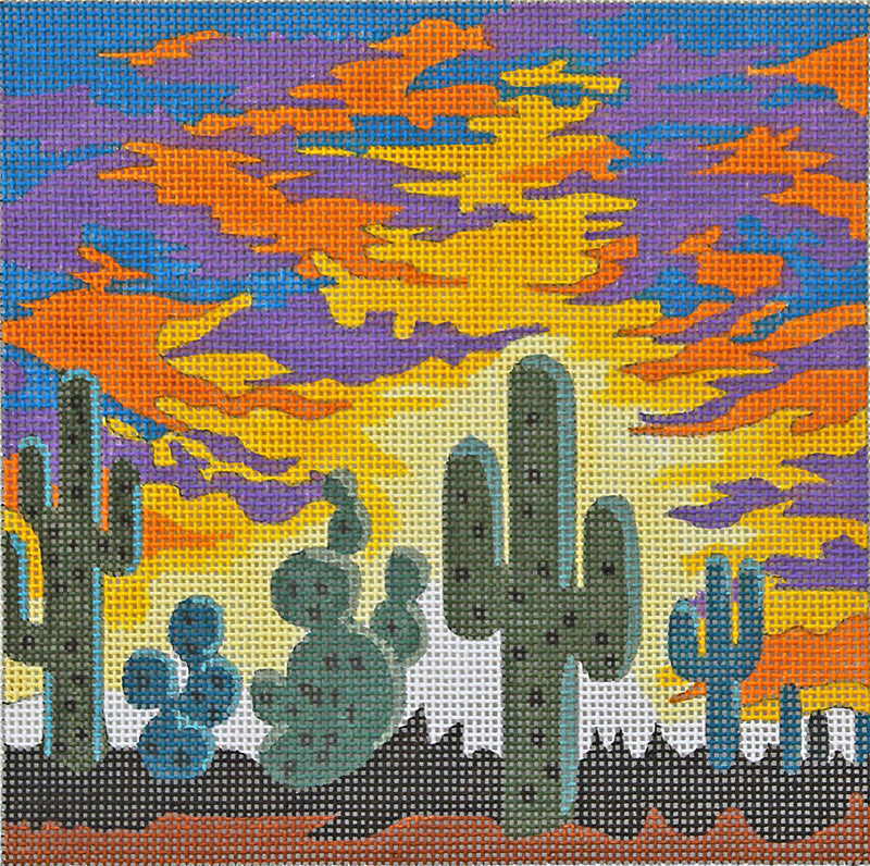 Southwestern Sunset