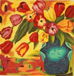 Tapestry Tulips