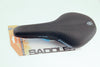 Avenir Women's 200 Series Road Bike Saddle Seat Gel Black/Light Blue Lady's NEW