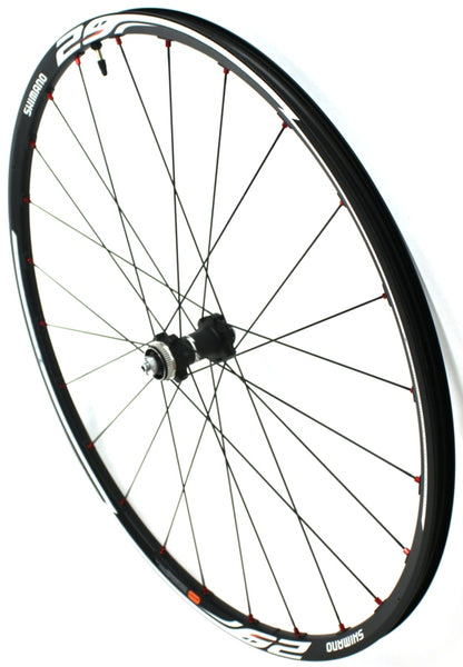 "SHIMANO WH-MT75 29er Mtb Front Wheel 29"" F Center Lock Black Alloy Aluminum NEW"