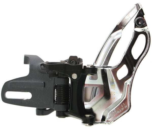 SRAM X7 Front Derailleur 3 X 10 High Direct Mount Mountain Bike Mtb Alloy NEW