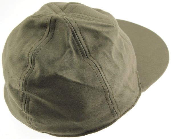 Dutch Troop Military Cap Baseball Style Large Lg L Olive Drab Cotton NEW