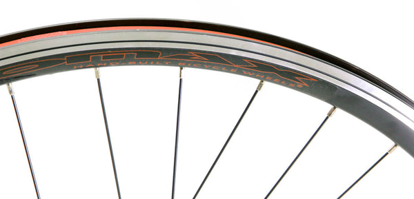 AEROMAX Track 700c Single Speed Freewheel / Fixed Gear Wheelset Bike Black NEW
