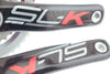 2013 FSA SL-K Carbon Fiber MTB Crankset 28/40t 175mm + BB30 M10 SLK Bike NEW