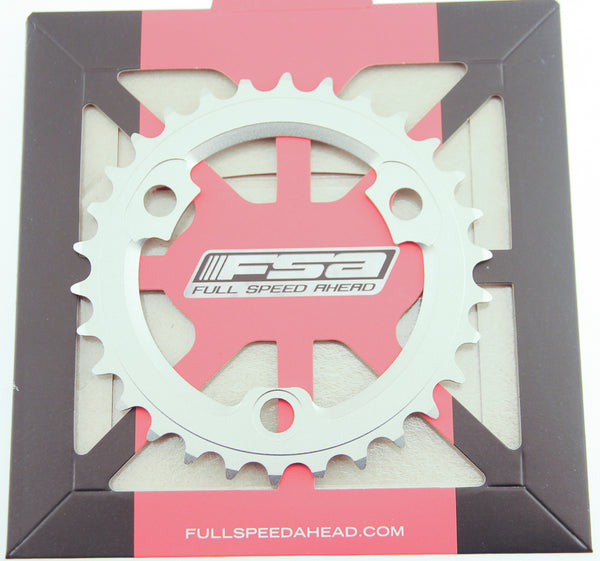 FSA 30T Pro MTB 386 Chainring X-10 Speed 86 BCD 3 Bolt Gray Bike New NIB