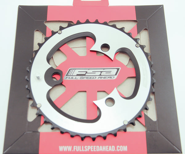 FSA 40T Pro MTB 386 Chainring M-10 Speed 86 BCD 3 Bolt Alloy MTB Bike NIB