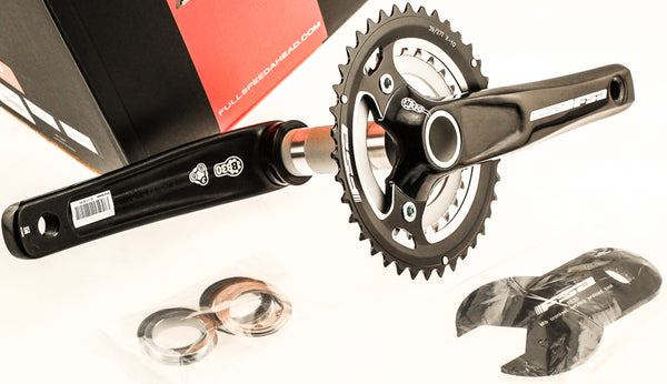 FSA COMET 386 Mountain BB30 Crankset 170mm 10 Speed 39/27t X10 Bike NEW IN BOX