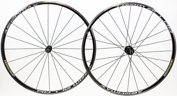 AEROMAX TEAM ALLOY 700c Road Bike Wheelset 20/24H 7-11s Shimano/SRAM Hub NEW