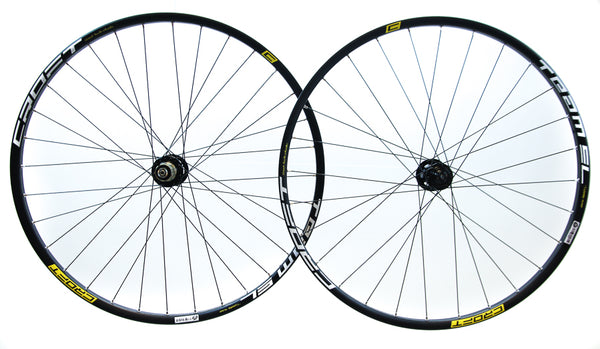CROFT Team SL 29er MTB Bike Disc Wheelset 28/32H 15mm/QR 7-10s Shimano/SRAM NEW