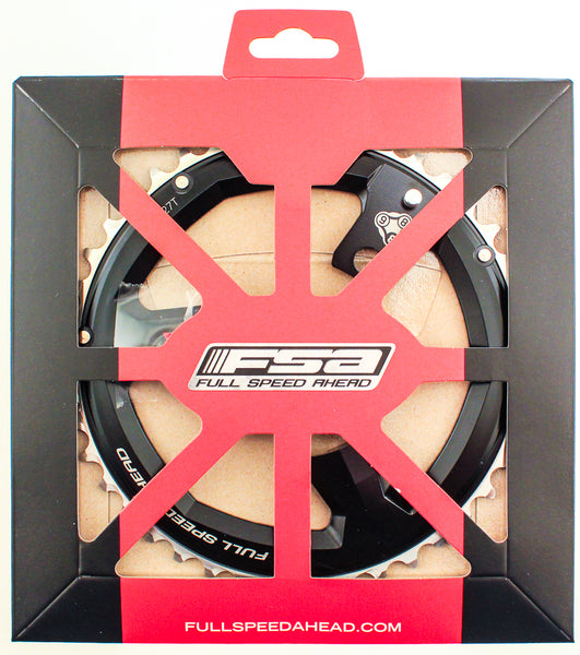 FSA 42T SUPER MTB 386 Chainring S9 86 BCD 3 Bolt Alloy MTB Bike S9 K-FORCE NIB