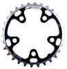 FSA PRO Road Bike 30t Chainring 74 BCD  370-0330E Black Alloy 5 Bolt NEW